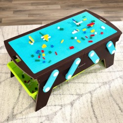 Kidkraft Brick And Play Table