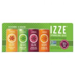 Izze Sparkling Juice 24 Cans