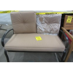 Outdoor Cushioned Loveseat