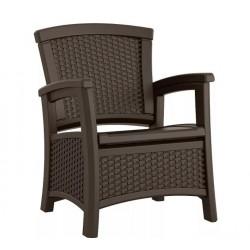 Suncast Outdoor  Club Chair...