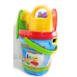 17 Pc Bucket Playset