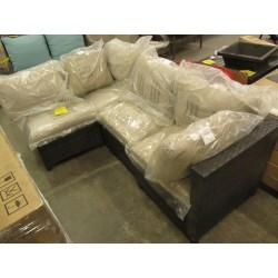 Delaronde 4 Pc Modular Sofa