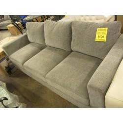 Dana Grey Fabric Sofa