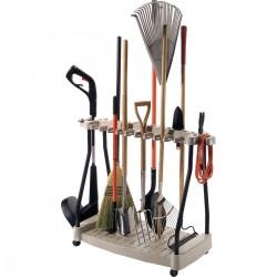 Suncast  Tool Rack  With...