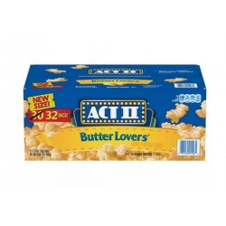 Act II Butter Lovers 32...