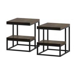 Tresanti Side Table  2pc Set