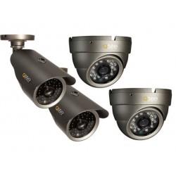Qsee 4 Color Cameras & 8...