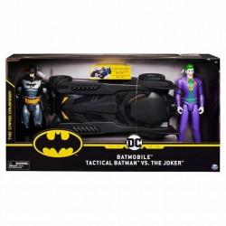 Batman Joker And Batmobile