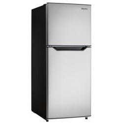 10 CU FT  STAINLESS...