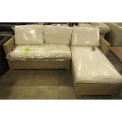 Madill Outdoor Sofa With...