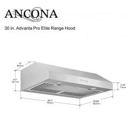 """Ancona 30"""" Under Cabinet..."""