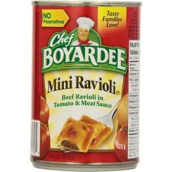 Chef Boyardee 425g 411g