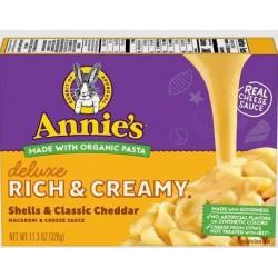 Annie's Deluxe Pasta 320g