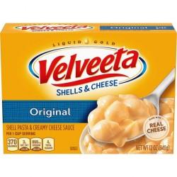 Velveeta Shells & Cheese 340g