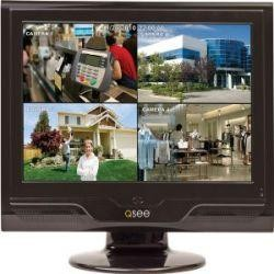 Q-see 4-camera Security...